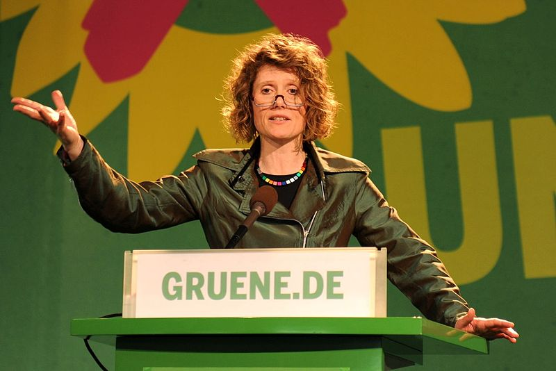 Eveline Lemke Bild: Anton Simons / de.wikipedia.org