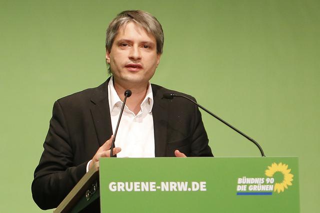 Sven Giegold (2015), Archivbild