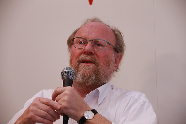 Wolfgang Thierse Bild: Metropolico.org, on Flickr CC BY-SA 2.0