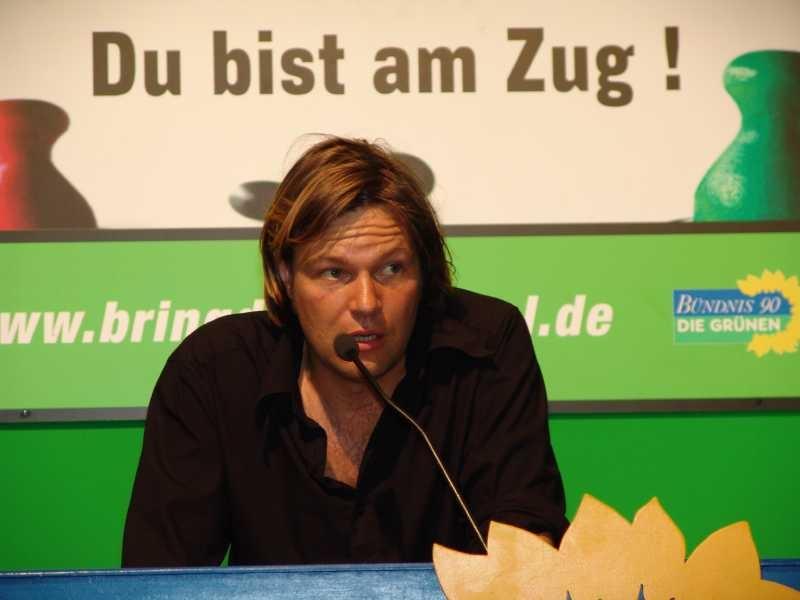 Dr. Robert Habeck Bild: Jörg Nicke / wikipedia.org