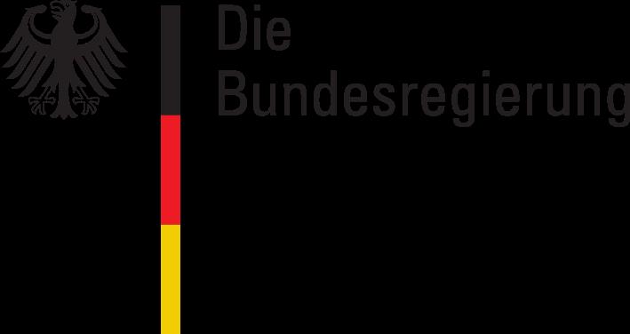 Logo der Bundesregierung der Bundesrepublik Deutschland