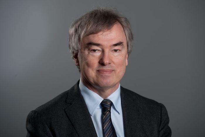 Klaus Dauderstädt Bundesvorsitzender Bild: DBB Beamtenbund und Tarifunion