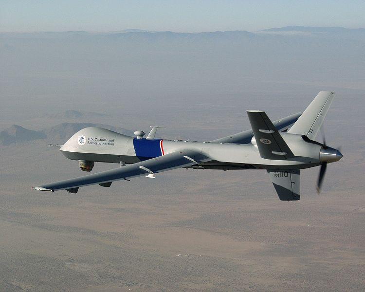 Drohne Predator B (Symbolbild)