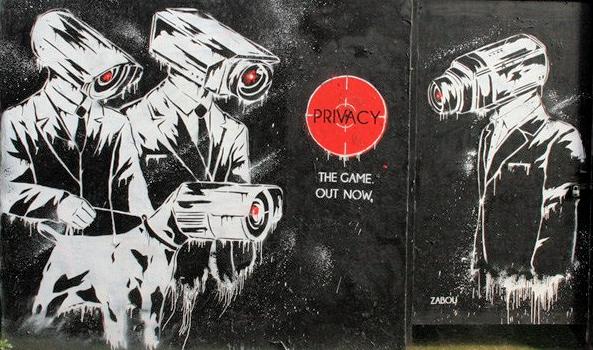 Totalüberwachung: In Deutschland läuft der Wettlauf um die beste Überwachung aller Menschen und Aktivitäten (Symbolbild)