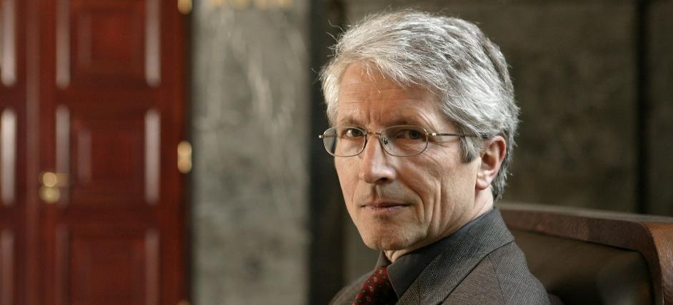 Professor Dr. Dietrich Murswiek, Universität Freiburg, Institut für Öffentliches Recht