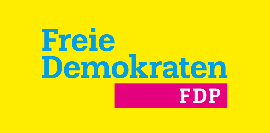 Freie Demokratische Partei (Eigenbezeichnung: Freie Demokraten, kurz: FDP)