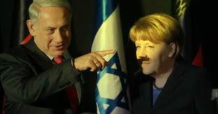Angela Merkel zu Besuch in Israel (Symbolbild)