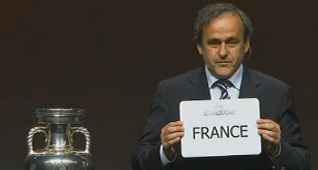 UEFA-Präsident Michel Platini. Bild: dts Nachrichtenagentur