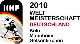 2010 IIHF Weltmeisterschaft