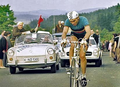 Eddy Merckx (1966), Archivbild