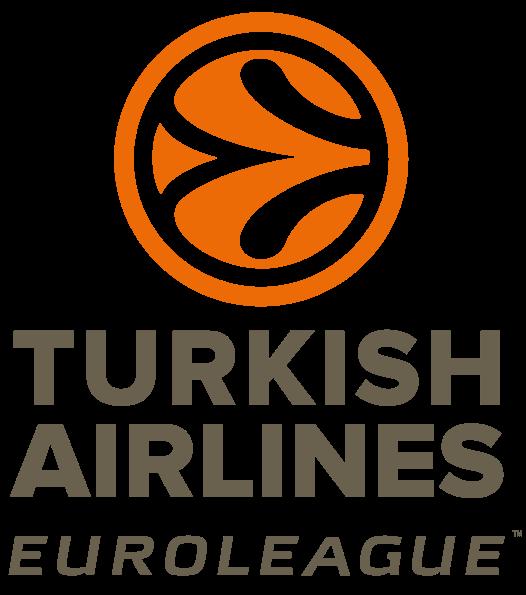 EuroLeague Basketball Logo