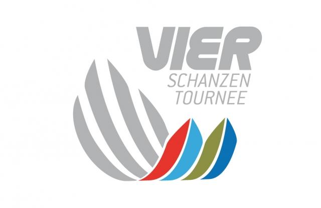 Logo der Vierschanzentournee