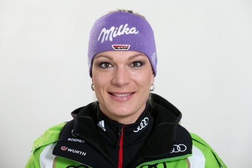 Maria Höfl-Riesch Bild: DSV