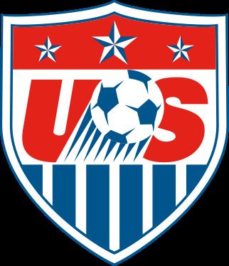 Logo der Fußballnationalmannschaft der Vereinigten Staaten