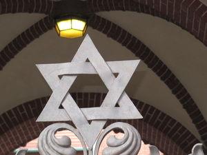 Davidstern: WZO-App gegen Antisemitimus. Bild: olga meier-sander/pixelio.de
