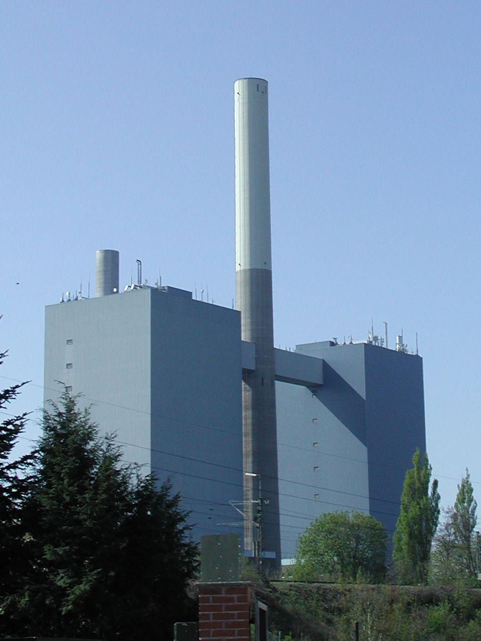 Kraftwerk Franken I