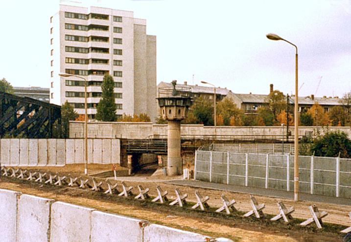 Berliner Mauer (Symbolbild)