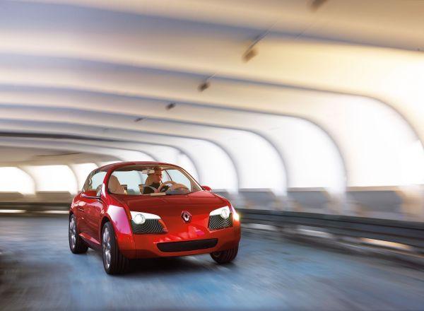 """Renault Zoe: Der erste """"Stromer"""" mit fünf Sternen. Bild: Renault"""