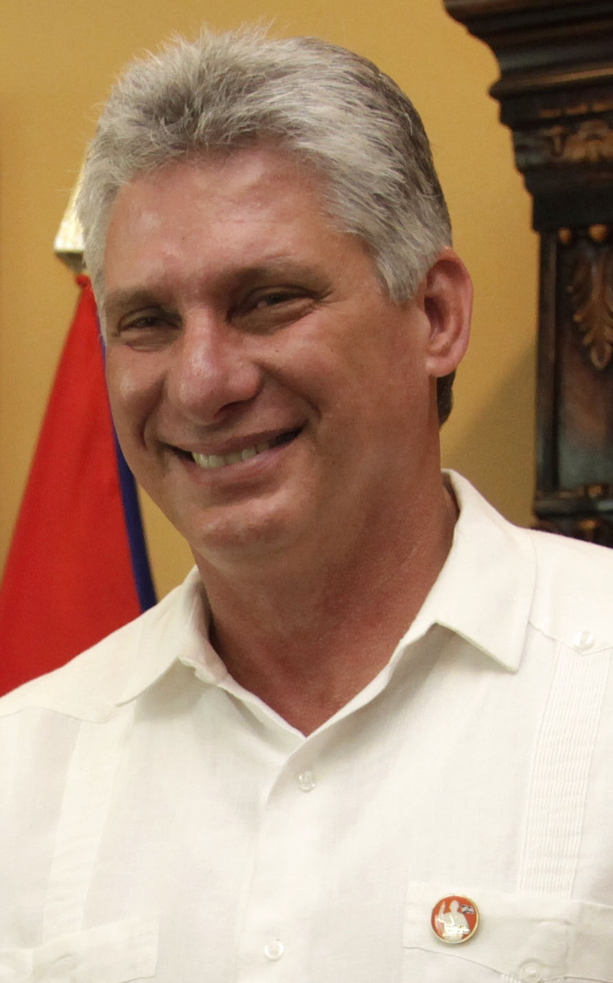Miguel Díaz-Canel (2015)