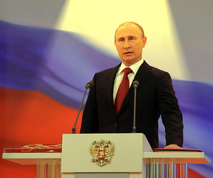 Wladimir Putin (2018)