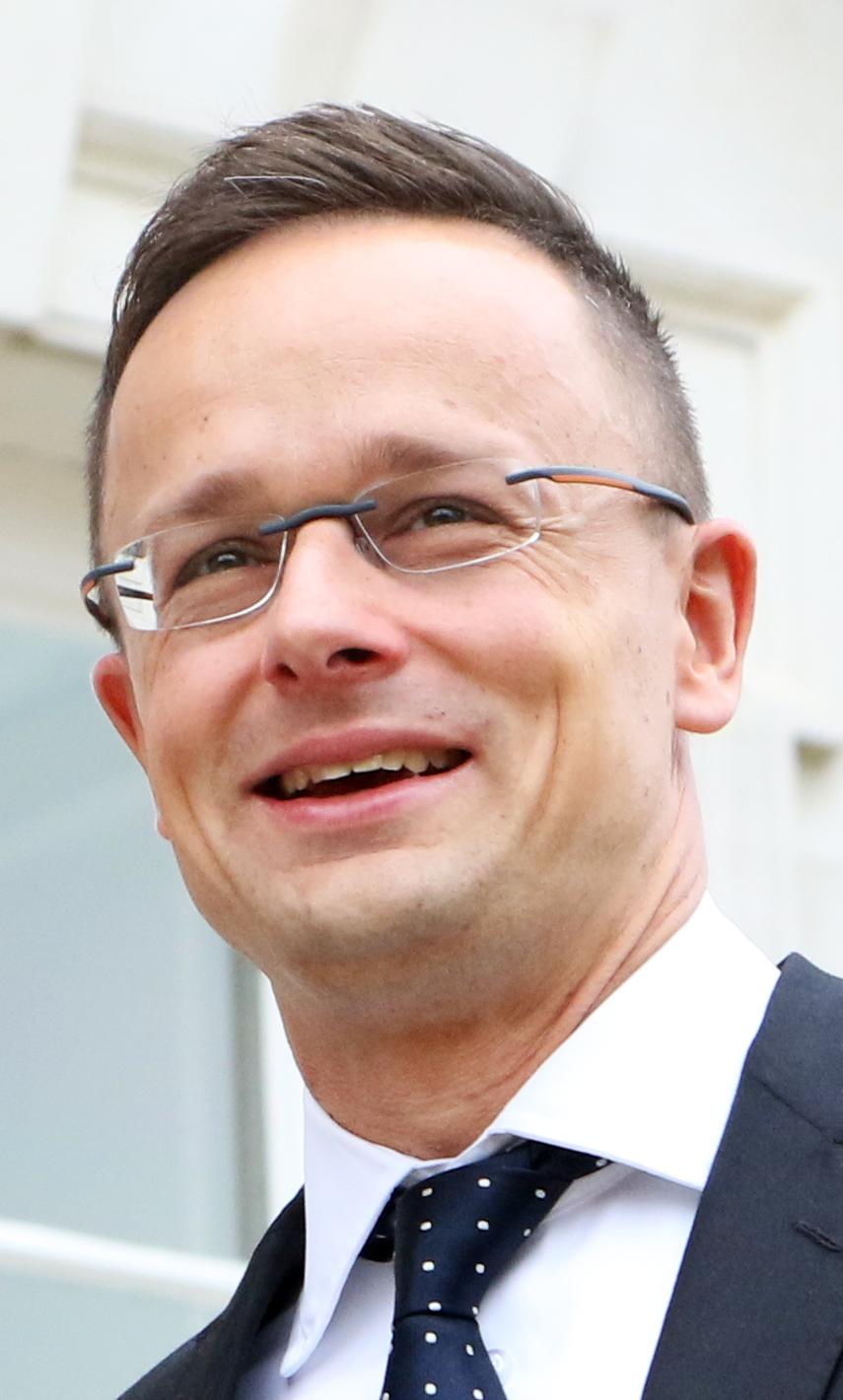 Péter Szijjártó (2018)