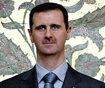 Baschar al-Assad Bild: Ricardo Stuckert / de.wikipedia.org