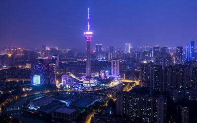 Chengdu  Bild: PRNewsire