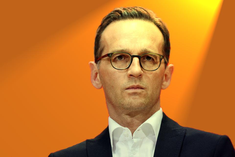 Heiko Maas (2017)