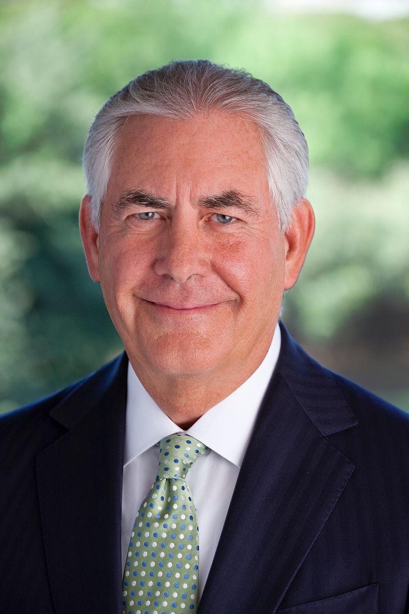 Rex Tillerson (2016)