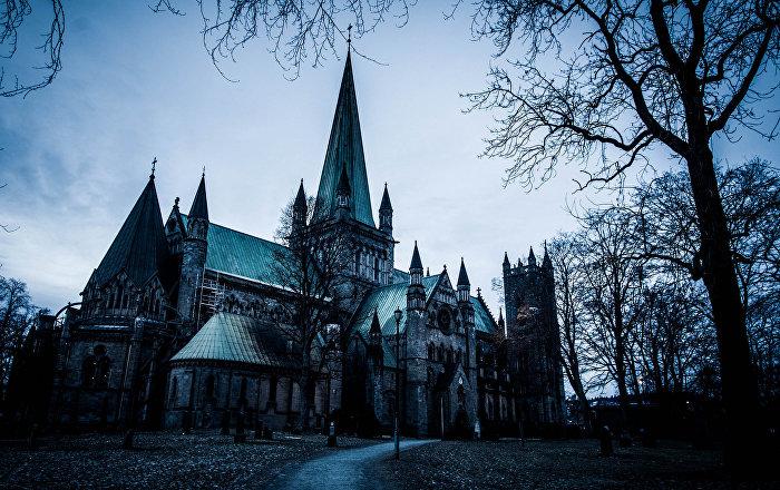 Bild: CC BY-SA 2.0 / Kamil Porembiński / Nidaros Cathedral