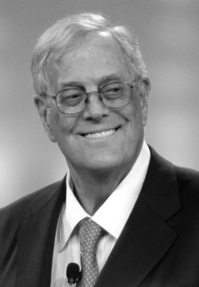 David H. Koch (2015)