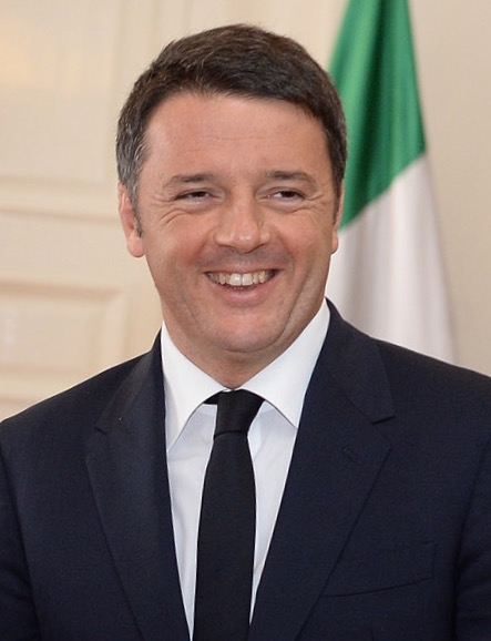 Matteo Renzi, 2015