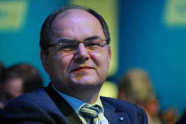 Christian Schmidt Bild: Metropolico.org, on Flickr CC BY-SA 2.0