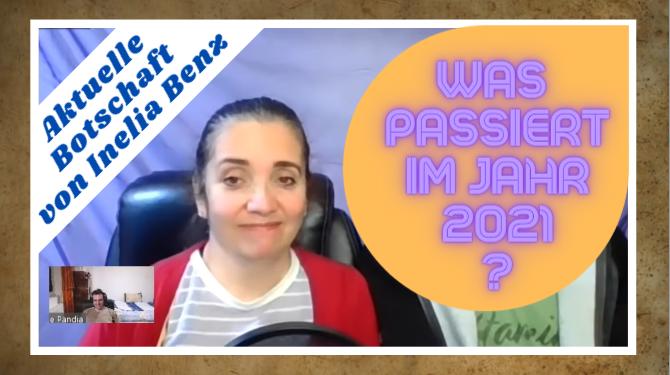 Inelia Benz - Was uns 2021 erwartet!