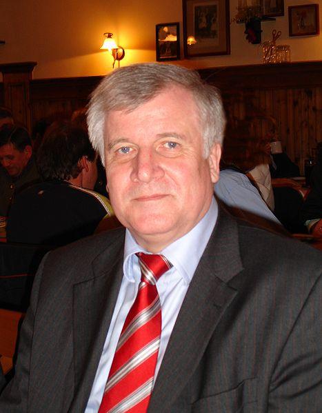 Horst Seehofer Bild: J. Patrick Fischer / de.wikipedia.org