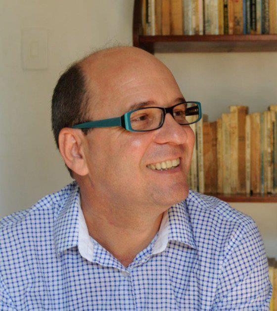 Porträt Luiz Ruffato (August 2012)