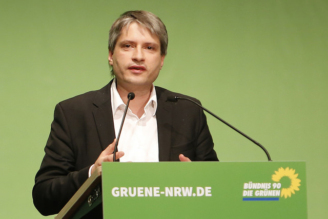Sven Giegold Bild:Bündnis 90/Die Grünen Nordrhein-Westfalen, on Flickr CC BY-SA 2.0