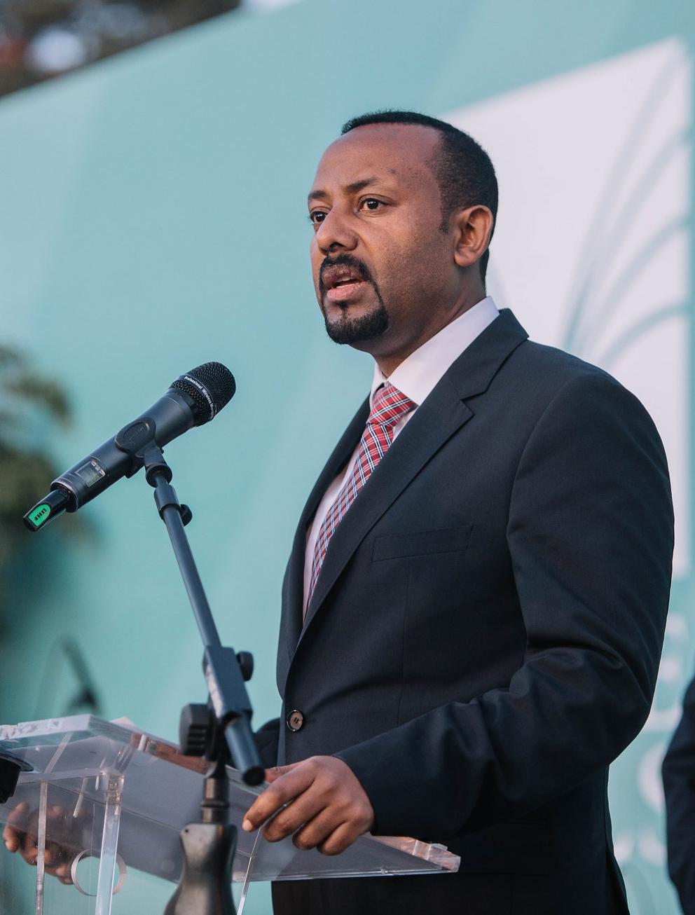 Abiy Ahmed (2018)