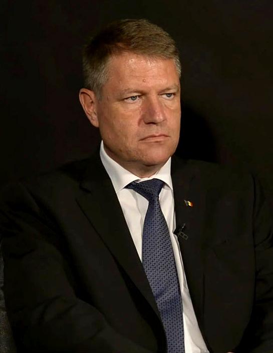 Klaus Werner Johannis, rumänisch auch Klaus Iohannis. Bild: Screenshot: Dan Mihai Pitea - Screenshot of a HotNews interview - wikipedia.org