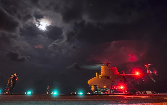 Bild: U.S. Navy / Mass Communication Specialist 2nd Class Conor Minto