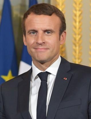 Emmanuel Macron (2017)