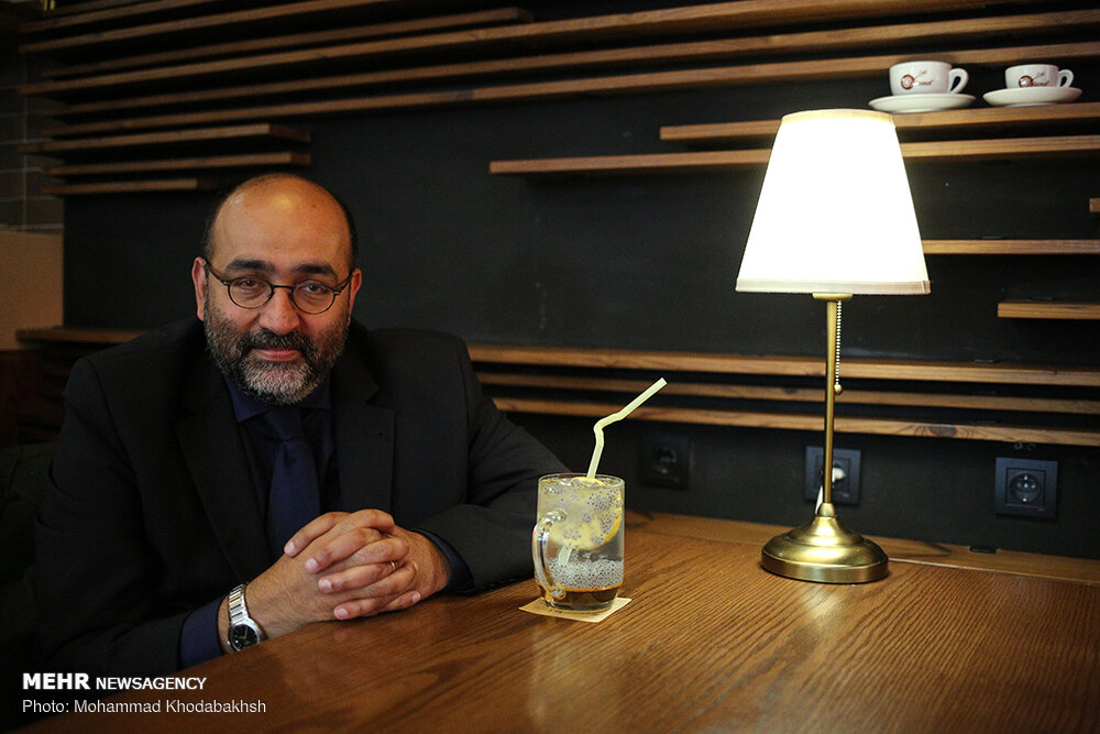 Omid Nouripour (2019)