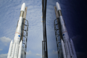 Raumfahrt: Gigantisches Luftgewehr soll Raketen ersetzen Bild: pixelio.de, Harry Hautumm