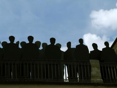 Männer (Symbolbild)