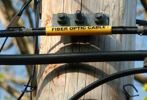 Turbogang: Glasfaser kann deutlich schneller werden. Bild: flickr.com/dsearls