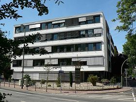 Sitz der Geschäftsstelle des BVI in Fankfurt am Main. Bild: BVI Bundesverband Investment und Asset Management e.V.