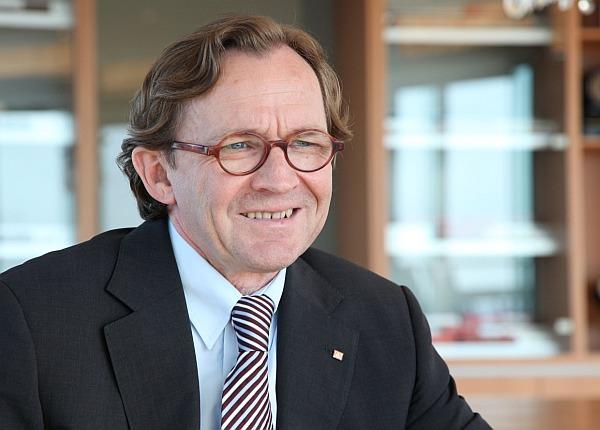 Ulrich Weber Bild: Marc Darchinger - Deutsche Bahn AG