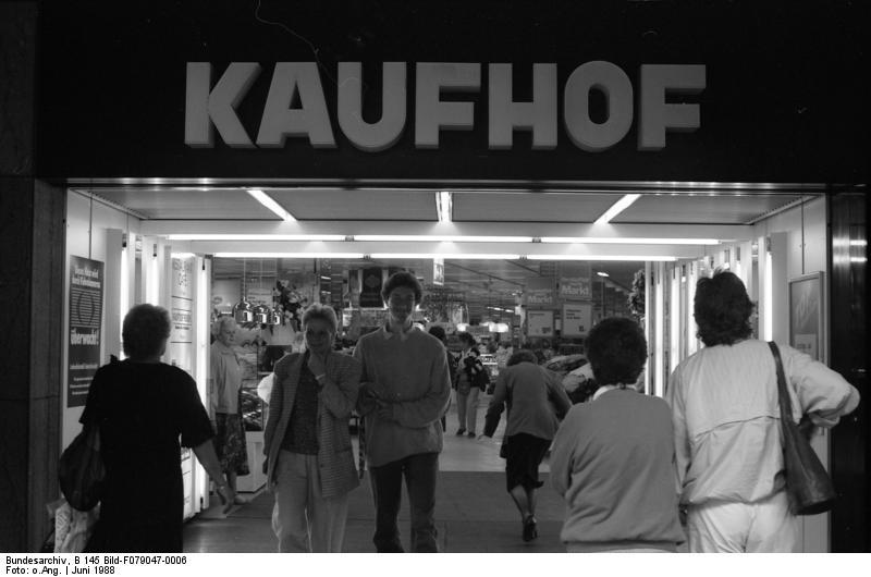 Kaufhof in Bonn