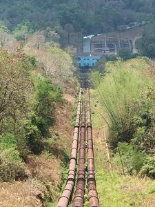 Pipeline: Rückstreuung verrät Schäden.