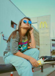 McDonald's: Werbung für Teens verlockend.
